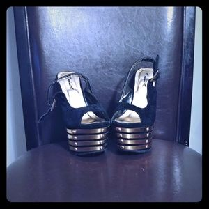 Alba Wedge Heels